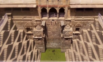 Stunning Stepwell in India is One of the Deepest in the World (Video)