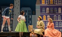 Theater Review: 'Wonderful Town'