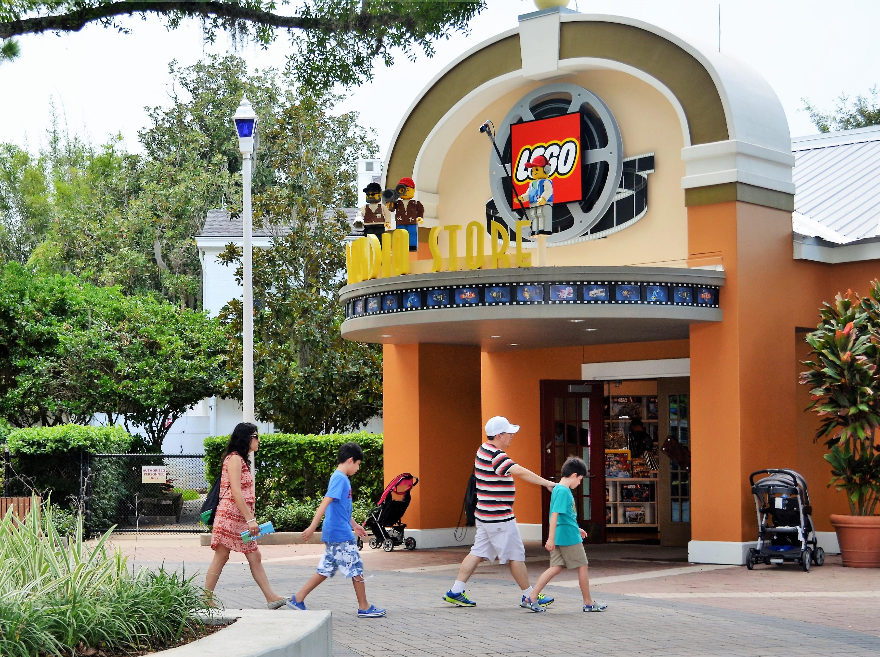 OC Fact Finders Visit Legoland Florida