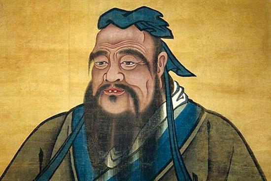 Confucius. (Public Domain)