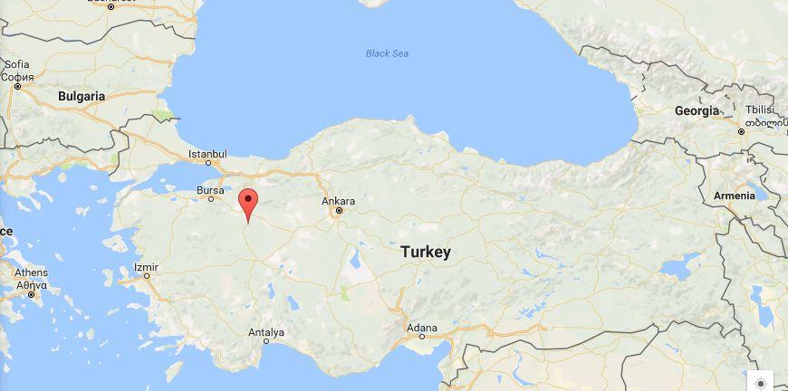 Sofca, Turkey (Google Maps)