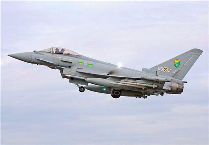 UK Scrambles Jets to Intercept 2 Russian Bombers