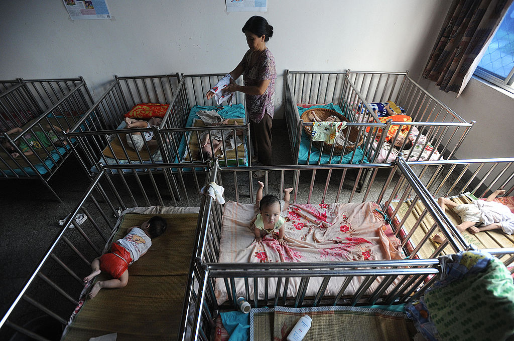 Why Chinese Buy Trafficked Babies Instead Of Looking In