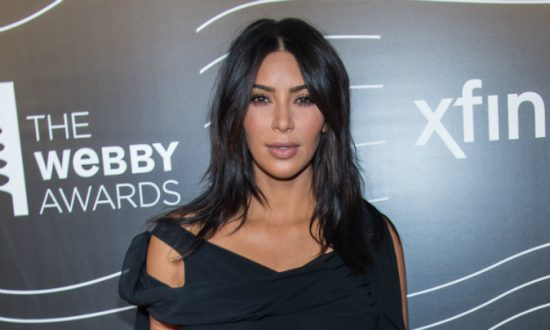 977b640f0 TV Personality Kim Kardashian West attends the 20th Annual Webby Awards at  Cipriani Wall Street on