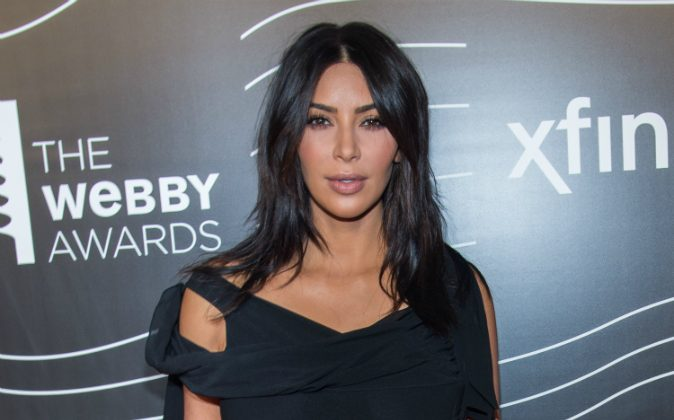 TV Personality Kim Kardashian West attends the 20th Annual Webby Awards at Cipriani Wall Street on May 16, 2016 in New York City. Authorities continue to investigate jewelry robbery involving Kardashian. (Mark Sagliocco/Getty Images)