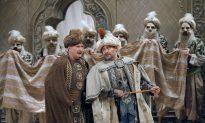 Rossini's 'Guillaume Tell' Hits the Bull's Eye