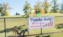 Goshen Dog Park Gets Warm Reception