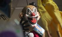 Target Pulls Clown Masks From Shelves Amid Creepy Clown Threats