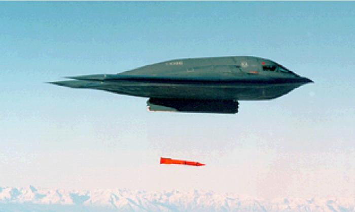 B-2 bomber (NNSA)