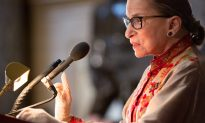 US Supreme Court Justice Ruth Ginsburg On National Anthem Protests: 'It's Dumb and Disrespectful'
