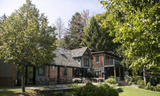 Reveling in Nature's Bounty at Buttermilk Falls Inn