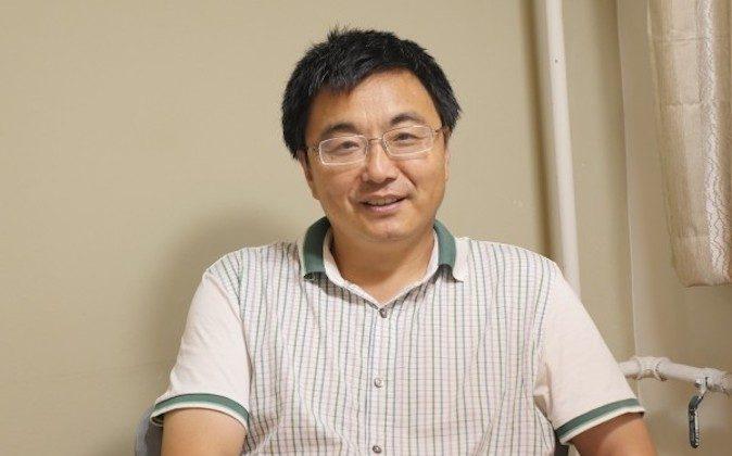 Human rights lawyer Liu Lianhe. (Courtesy of Liu Lianhe)