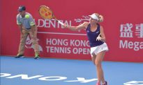 Kerber Crashes Out to Gavrilova in Hong Kong Open