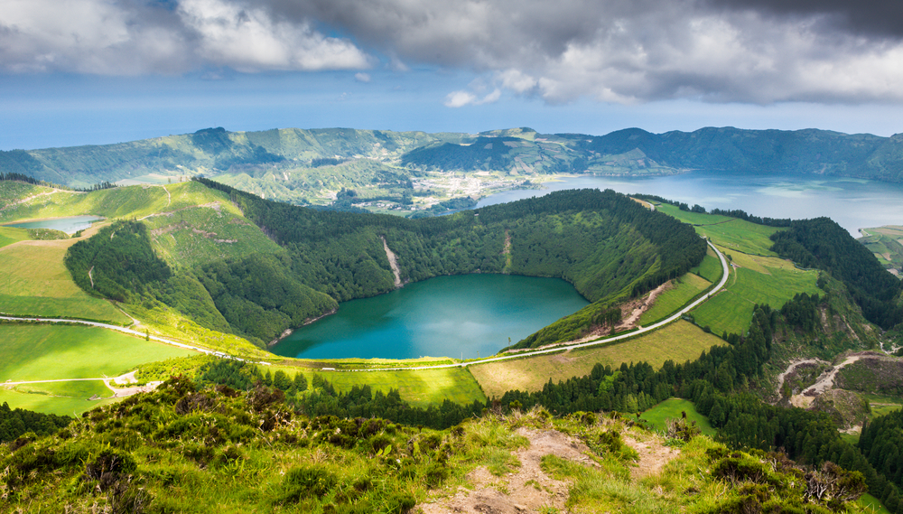 A file photo of São Miguel island, Azores, Portugal. (Vicky SP/Shutterstock)