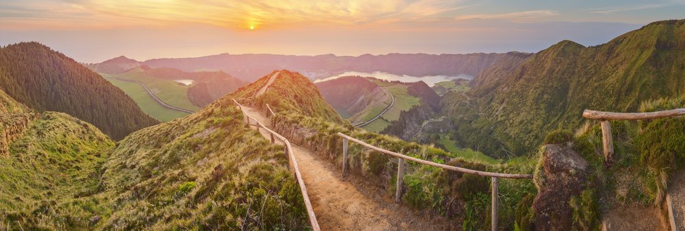 A file photo of São Miguel island, Azores, Portugal. (Boule/Shutterstock)