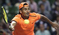 ATP Announces Suspension, Fine for Nick Kyrgios