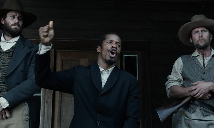 Nate Parker in 'The Birth of a Nation' (20th Century Fox)
