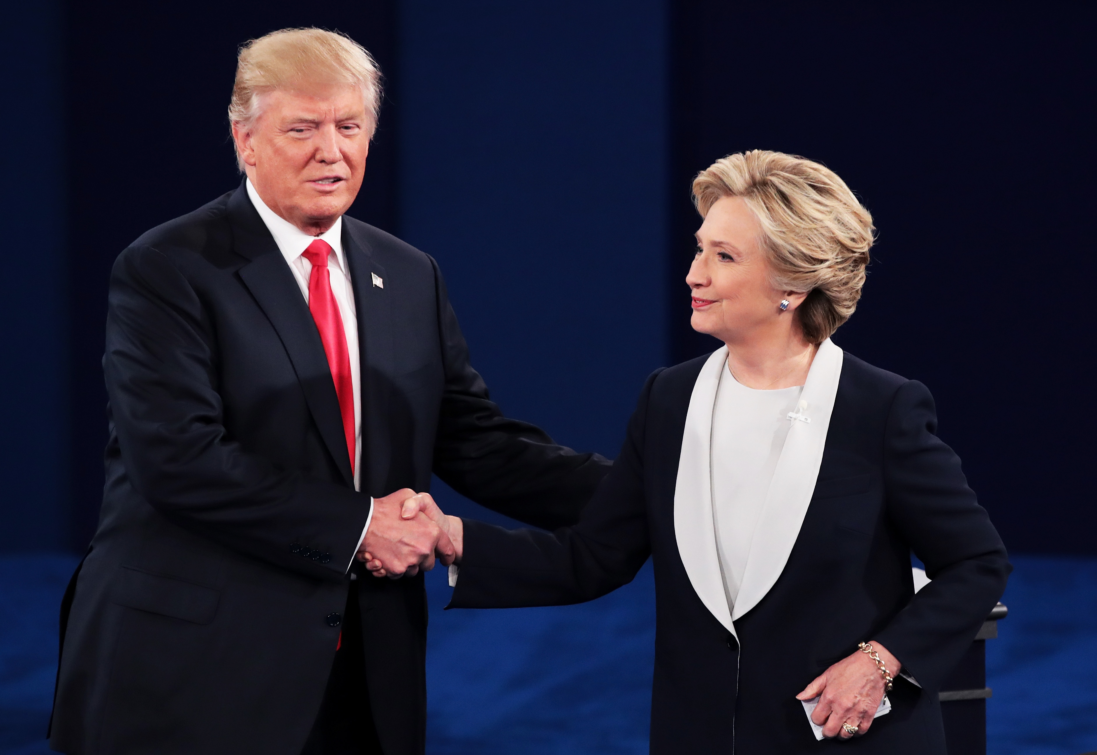 Where Clinton and Trump Stand