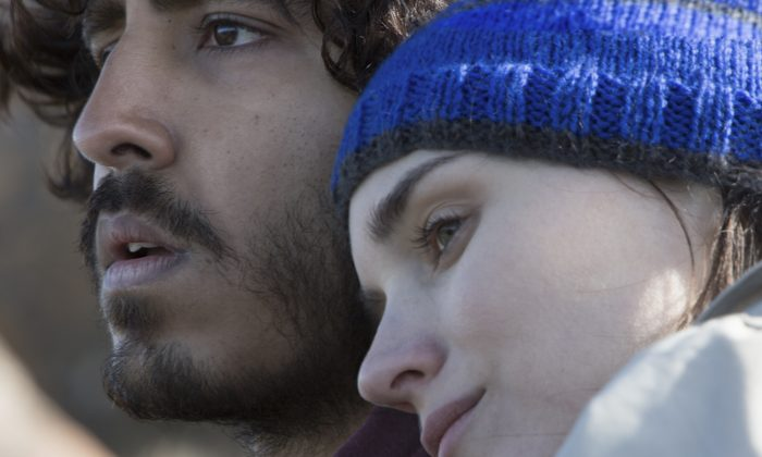 Dev Patel and Rooney Mara star in Lion (Mark Rogers)