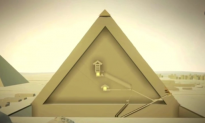 Scientists Declare Discovery of Two Cavities in Great Pyramid at Giza (Video)