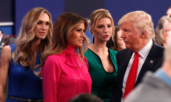 Melania Trump Does Not Believe Husband's Accusers