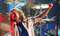 Pearl Jam, Janet Jackson, Tupac Shakur, Lead Rock Hall of Fame Ballot