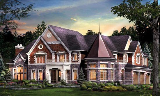 Kleinburg Crown Estates Offers Luxury Living, Large Lots in Charming Village