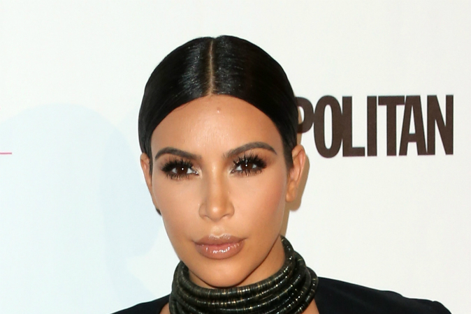 Security Footage of Kim Kardashian's Alleged Robbers Surfaces
