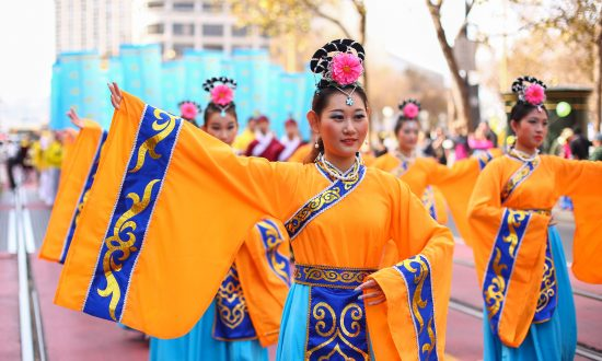 Colorful Falun Gong March Brings Serious Message to San Francisco