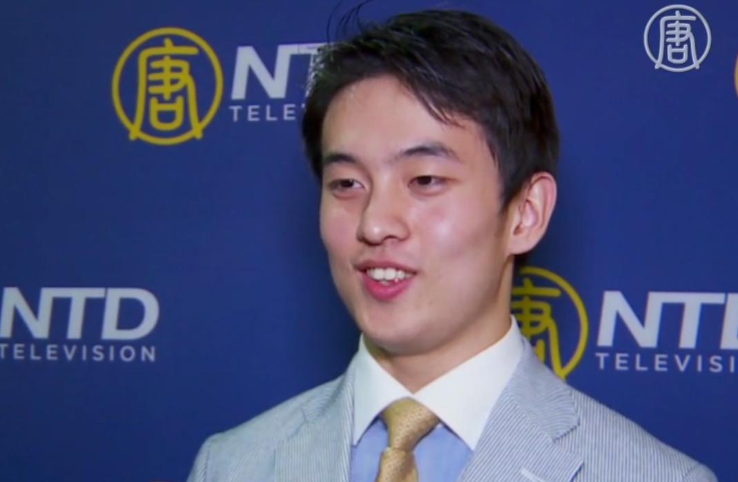 Kenji Kobayashi. (NTD)