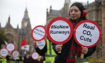 Britain Backs Heathrow Airport Expansion Despite Splits