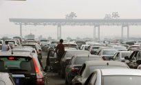 What China's 'Highway Robbery'-Style Toll Roads Say About its Economy