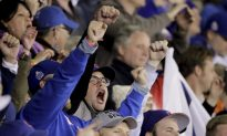 Cubs, Indians Hope to Celebrate Championship in Cleveland