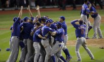 It Happened! Cubs Win Epic Game 7 to End Series Drought