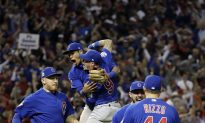 Cubs' Victory Is Most-Watched Series Game Since 1991