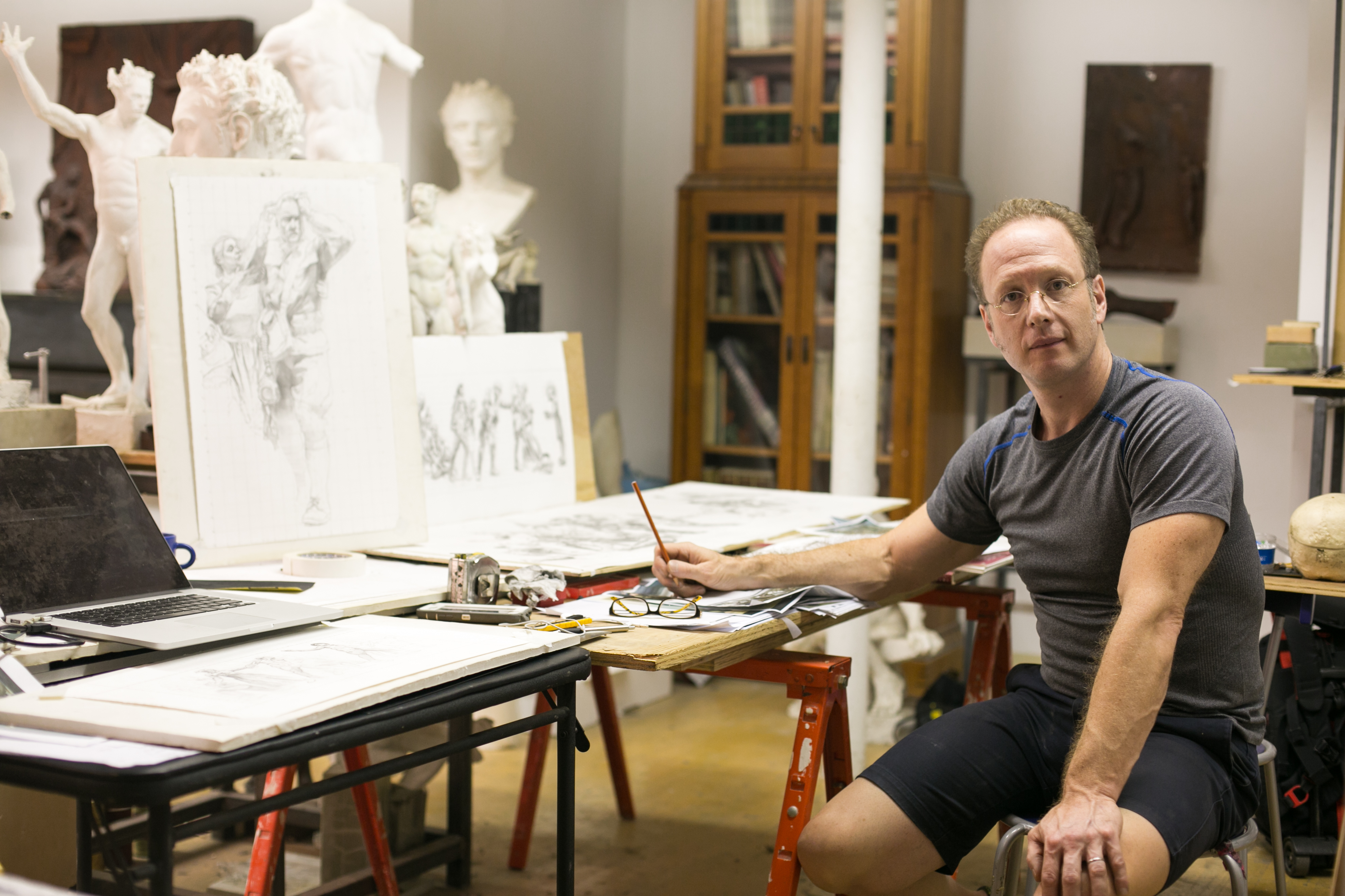 A New Chapter for Artists Bauman and Hernes