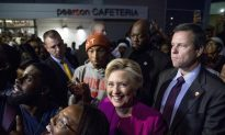 Report: Hillary Clinton Holding Party for Wealthy Donors
