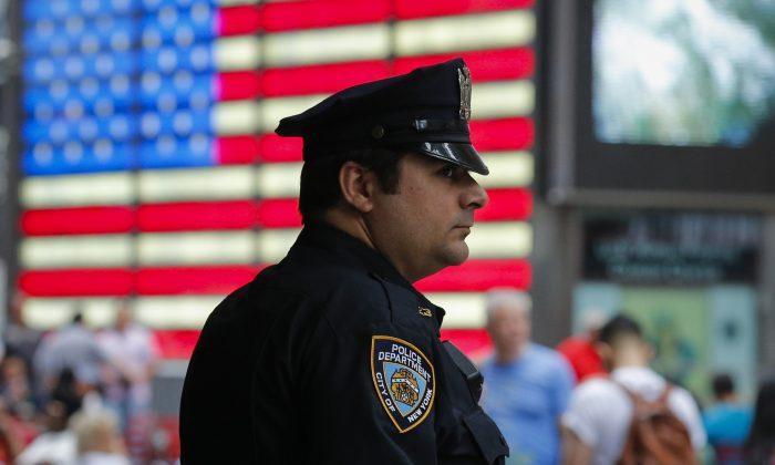 New York City On High Alert For Terror Attacks (Eduardo Munoz Alvarez/Getty Images)