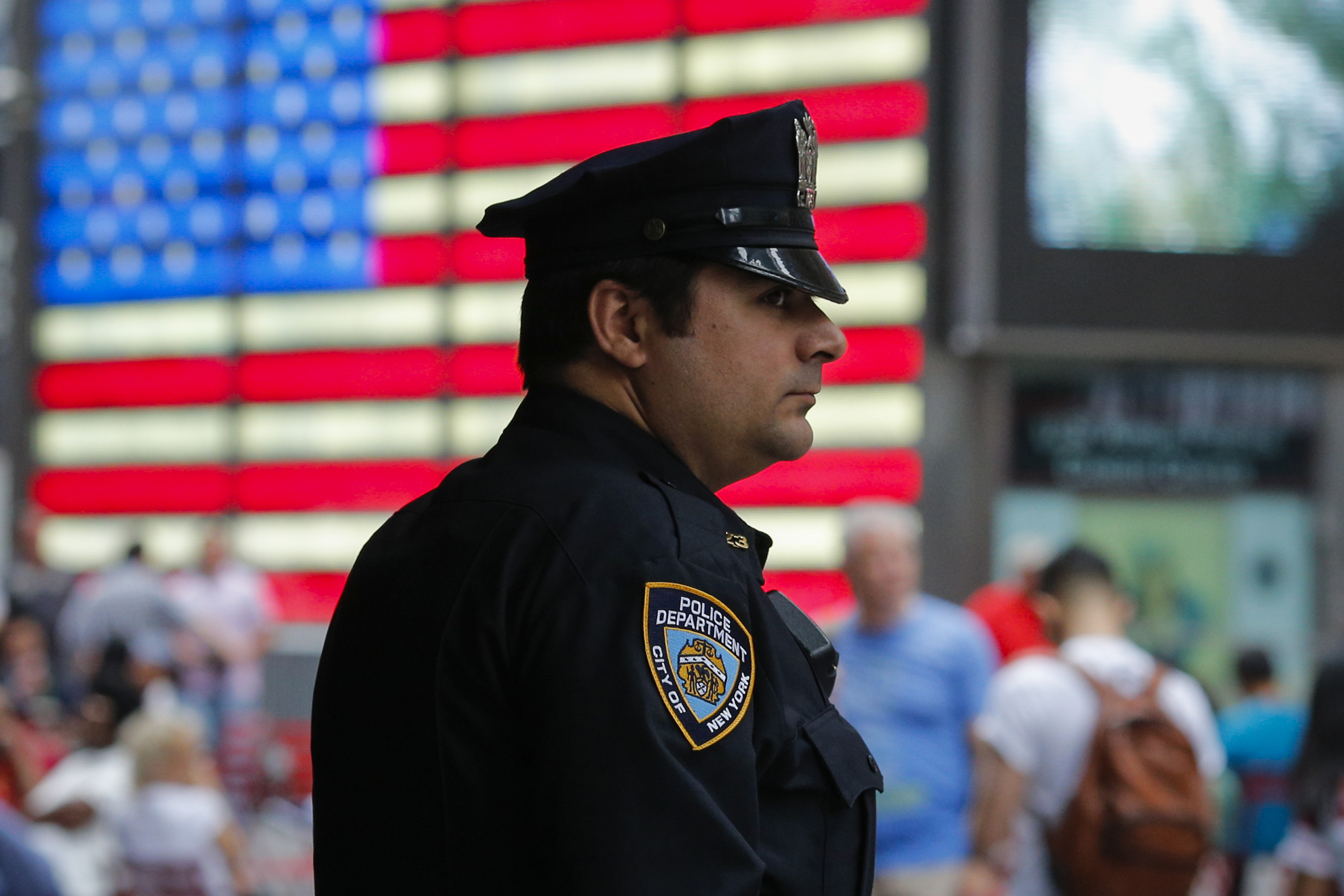Best Time to Be a Cop in America
