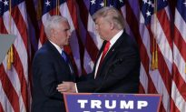 Pence's Transition Job Could Signal Key Role in White House