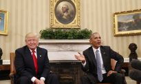 Obama Calls First Meeting With His Successor 'Excellent'