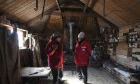 John Kerry Talks Climate Change, but Not Trump, in Antarctica