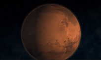 A Strange 'Funnel' on Mars Could Provide Suitable Conditions for Life (Video)
