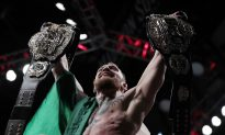 McGregor Is UFC's First 2-division Champ, Seeks Equity Stake