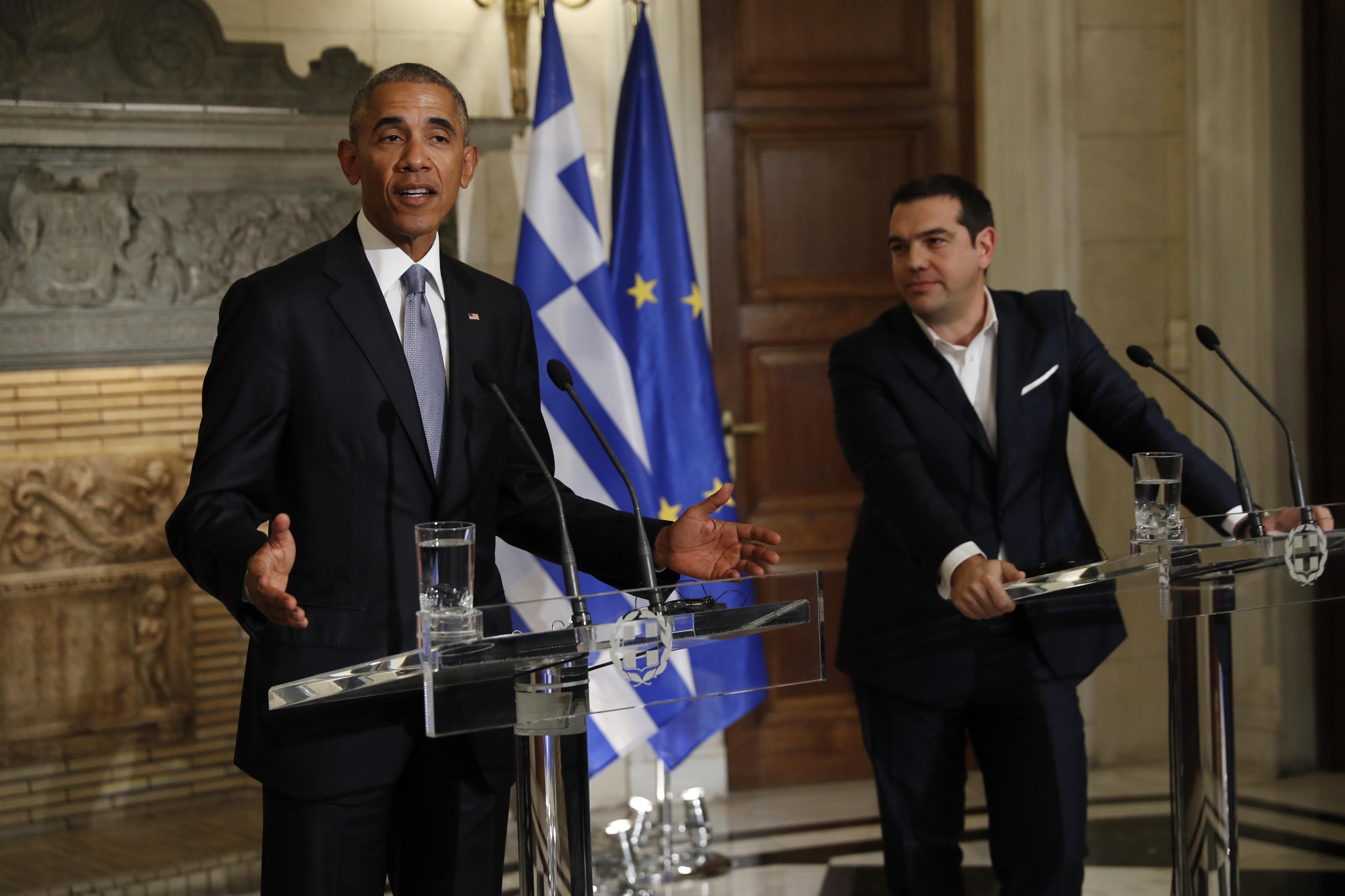 President Obama Warns Against 'Crude Nationalism'