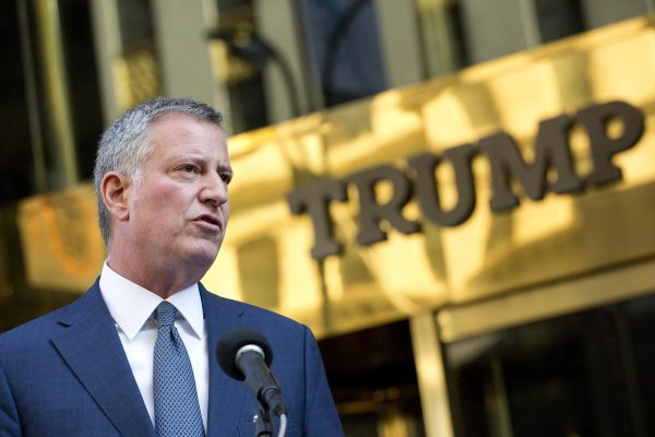 Mayor de Blasio announces 2020 presidential run