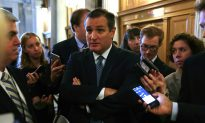 Ted Cruz Heckled by Far-Left Protesters in Washington Restaurant