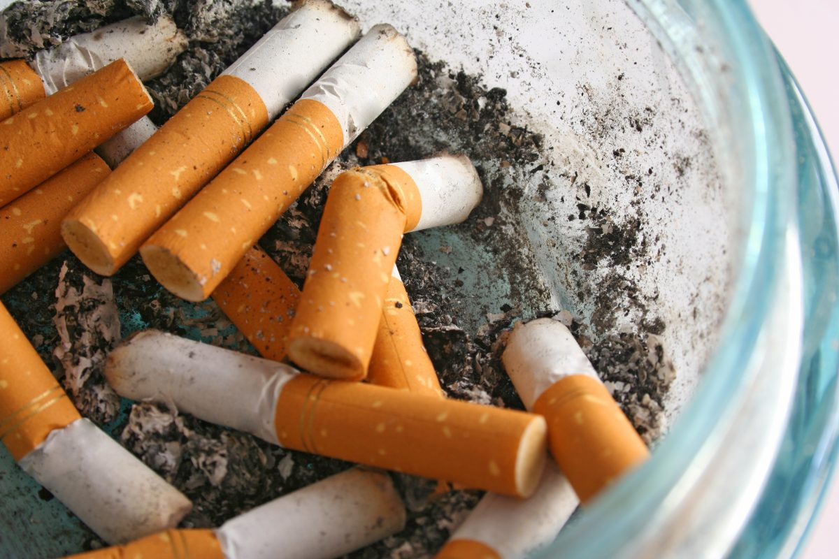 research on tobacco smoking