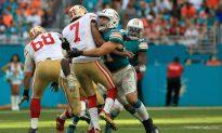 Cuban-American Dolphins Linebacker Tweets Photo Of Himself Hitting Kaepernick