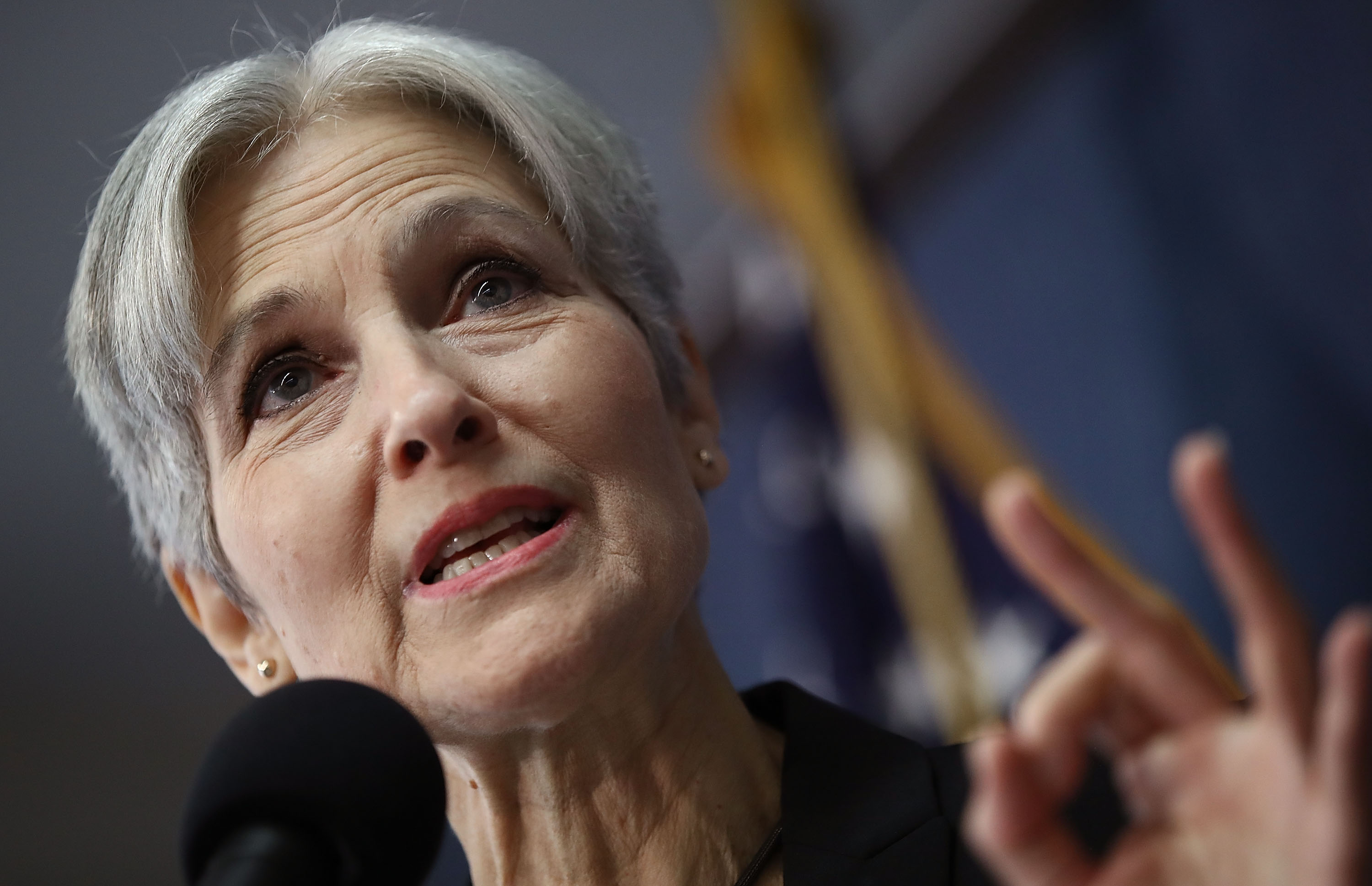 Report: Jill Stein Pays $3.5 million for Wisconsin Recount